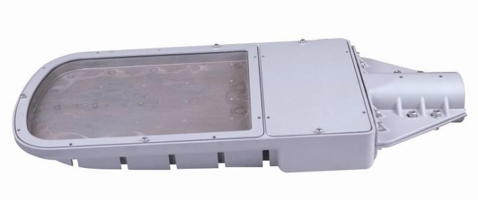 LED street lamp housing