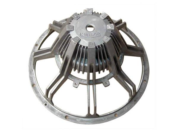 LED喇叭壳压铸