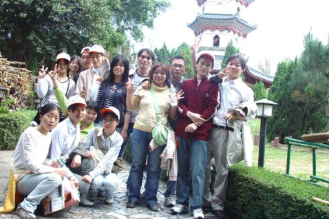 2010年春游